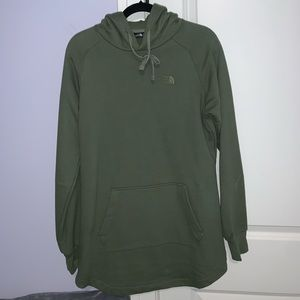 north face oversized hoodie